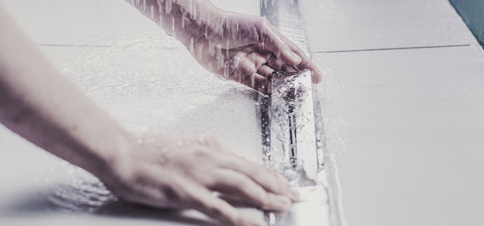 Noua rigolă de duș ACO ShowerDrain S+