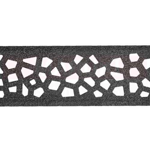 Grătar din fontă tip Voronoi Diamant, pentru rigolă ACO Self